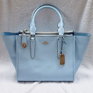 🆕️Coach Crosby large Carryall❄